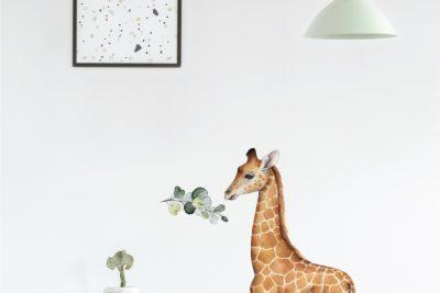 Giraffe 100 cm high x 52.7 cm Wide ( Facing Left )